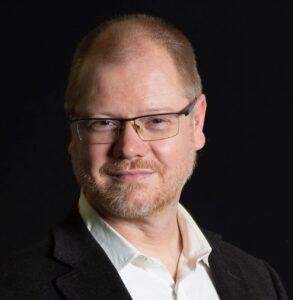 Auf dem Bild ist Michael Jadischke zu sehen.
